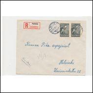 R-KUORI 1947  /  KEITELE - HELSINKI