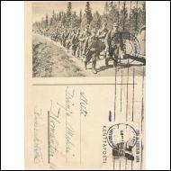 KUVALL. K-P.PK.  1942  /  ILOMANTSIIN