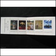 Postimerkkivihko Ateneum 1887-1987 - LaPe V9 **