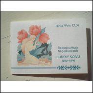 Postimerkkivihko Rudolf Koivu - LaPe V14 **
