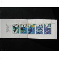 Postimerkkivihko Kalastus 1991 - LaPe V15 **