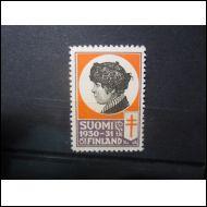 TUB JOULUMERKKI 1930 POIKA ** (A631)