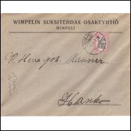 Firmakuori Wimpelin Suksitehdas OY Wimpeli 15.II.21