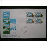 FDC NELI�LL� - LaPe 1009 - 04.02.1987
