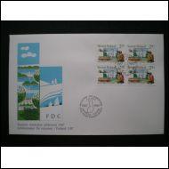 FDC NELI�LL� - LaPe 1008 - 04.02.1987
