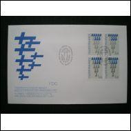 FDC NELI�LL� - LaPe 1026 - 12.10.1987