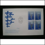 FDC NELI�LL� - LaPe 1027 - 12.10.1987