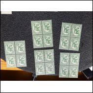 1929   Saarinen 50P vihreä 20kpl **