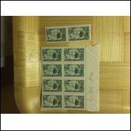 1938 Postitalo 50p 10kpl **