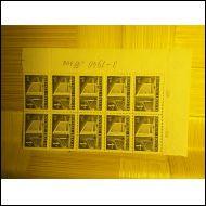 1938   Postitalo 4Mk  10-lö **