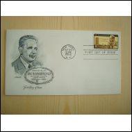 Dag Hammarskjöld Yhdistyneet Kansakunnat YK FDC 1962 USA