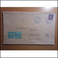 LOPPI 1952 LUNASTUSLÄHETYS M-30 MERKILLÄ TULOLEIMA  (H410)