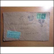 MERIKARVIA 1948 LUNASTUSLÄHETYS M-30 MERKEIN  (H411)