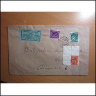 PYHÄSALMI 1936 LUNASTUSLÄHETYS M-30 MERKEIN  (H413)