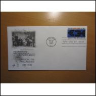 USA FDC 1963 EMANCIPITATION OBSERVANCE KUVAKUORI (E37)