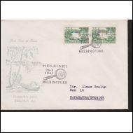1961 -54 5mk Lape 6€