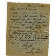 USA,HYVÄ KUORI MERKILLÄ 7.5 1911 SAKSAAN(18982)