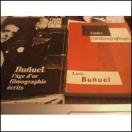 l'avant scéne CINEMA Buñuel Kulta-aika, käsik.+étud.ciném-62