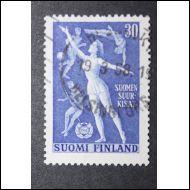 1956--SUURKISAT--HELSINKI 19.3--1958
