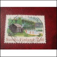 Suomi M75 Sauna 2.00 mk x-pap. nappiloisto