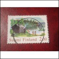 Suomi M75 Sauna 2.00 mk y-pap. loisto
