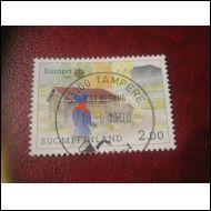 Suomi 1990 Eurooppa 2.00 mk loisto