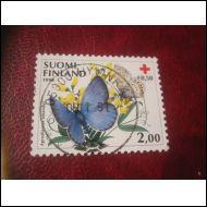 Suomi 1990 PR 2.00+0.50 mk loisto