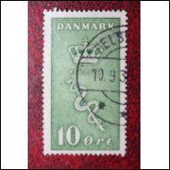 Tanska Facit 243 (o)