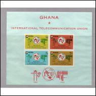 Ghana blokki, postituore