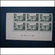M63 5,00 mk 1573-11-1973 numerokuusilo - LaPe 180 €
