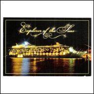 "M/S ""Explorer of the Seas"" - RCCL - Turun Pernossa valm 2000"