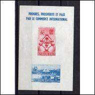 Haiti blokki, postituore