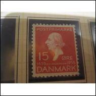 Tanska 1935 Fa 270 *, Fa 125 kr