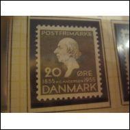 Tanska 1935 Fa 271 *, Fa 125 kr