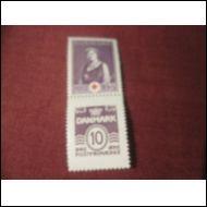 Tanska 1940 Fa 289+112 parina **