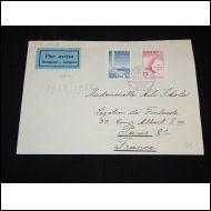Hyvä erä postilähetyksiä ulkomaille yms.