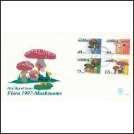NETHERLANDS ANTILLES  /  FDC  1997   /   SIENET