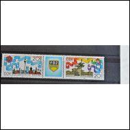DDR 1989      3-RIVILÖ,,,,,,,,**