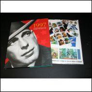 (29) USA vuosikirja 1997 Upea !!