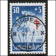 1959 Tubi 30 mk nappiloisto.