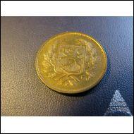 5 markkaa 1950 IV. Nätti.