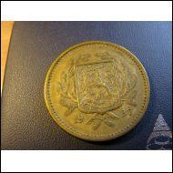 20 markkaa 1937.
