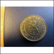 20 markkaa 1962.