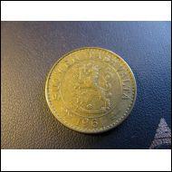 20 markkaa 1961.