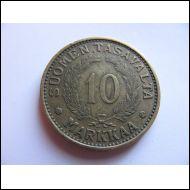 10 markkaa 1931.