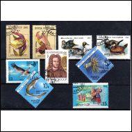 CCCP Vuoden 1991 postimerkkejä o