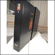 DAVO II kansio, taskullinen 1990-2007, hyvä!