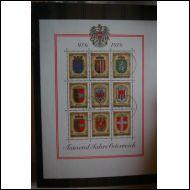 Österreich bl4 Wappen, Österreich 1000
