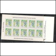1lk tarramerkki blokki 1998, nim. 12€