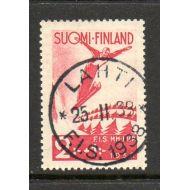 1938 FIS 2+1 mk HARVINAINEN LOISTO !!!!